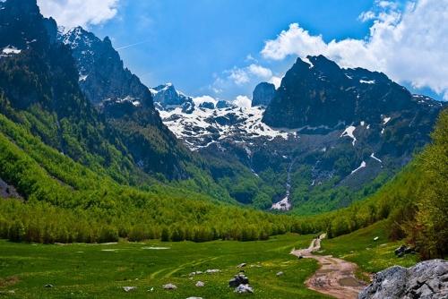 Czarnogóra - Góry Przeklęte