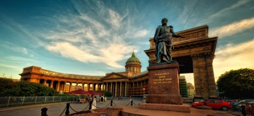 St. Petersburg -