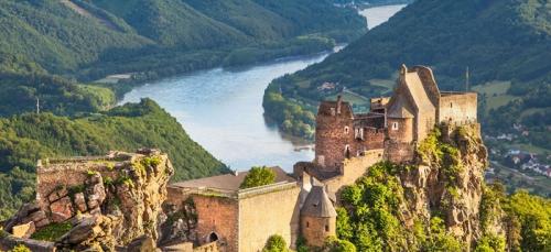 Austria - Czechy: Wiedeń – Dolina Wachau – Morawy